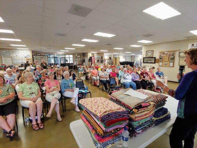 Trunk Show & Lecture